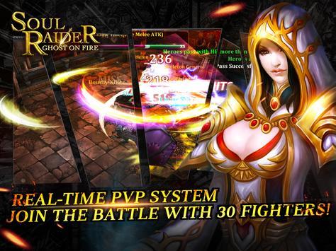 Soul Raider- King's Ash screenshot 17