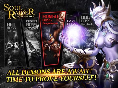 Soul Raider- King's Ash screenshot 18