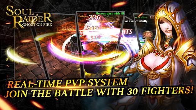 Soul Raider- King's Ash screenshot 12