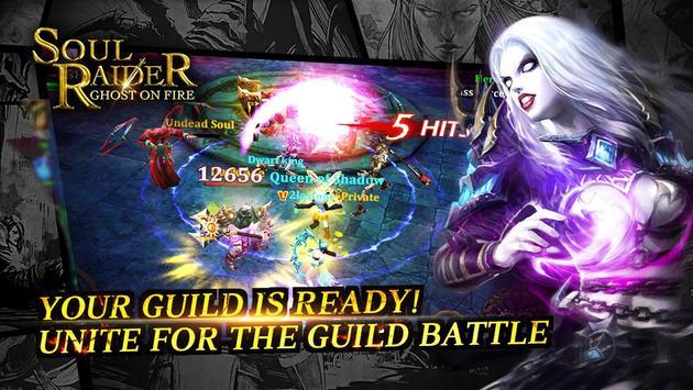 Soul Raider- King's Ash screenshot 13