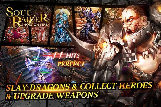 Soul Raider- King's Ash screenshot 1