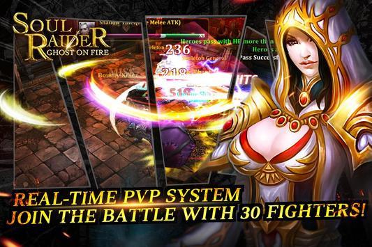 Soul Raider- King's Ash screenshot 2