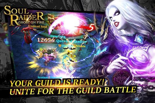 Soul Raider- King's Ash screenshot 3