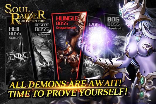 Soul Raider- King's Ash screenshot 4