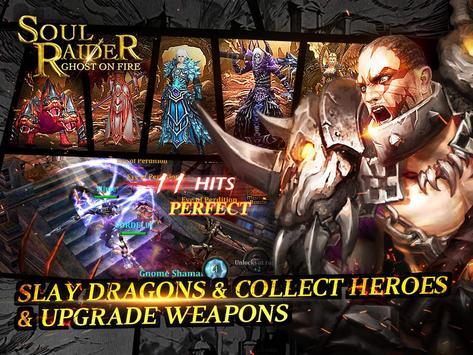 Soul Raider- King's Ash screenshot 6