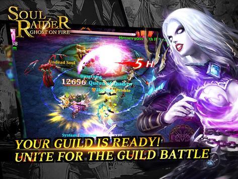 Soul Raider- King's Ash screenshot 8