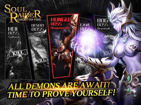 Soul Raider- King's Ash screenshot 9