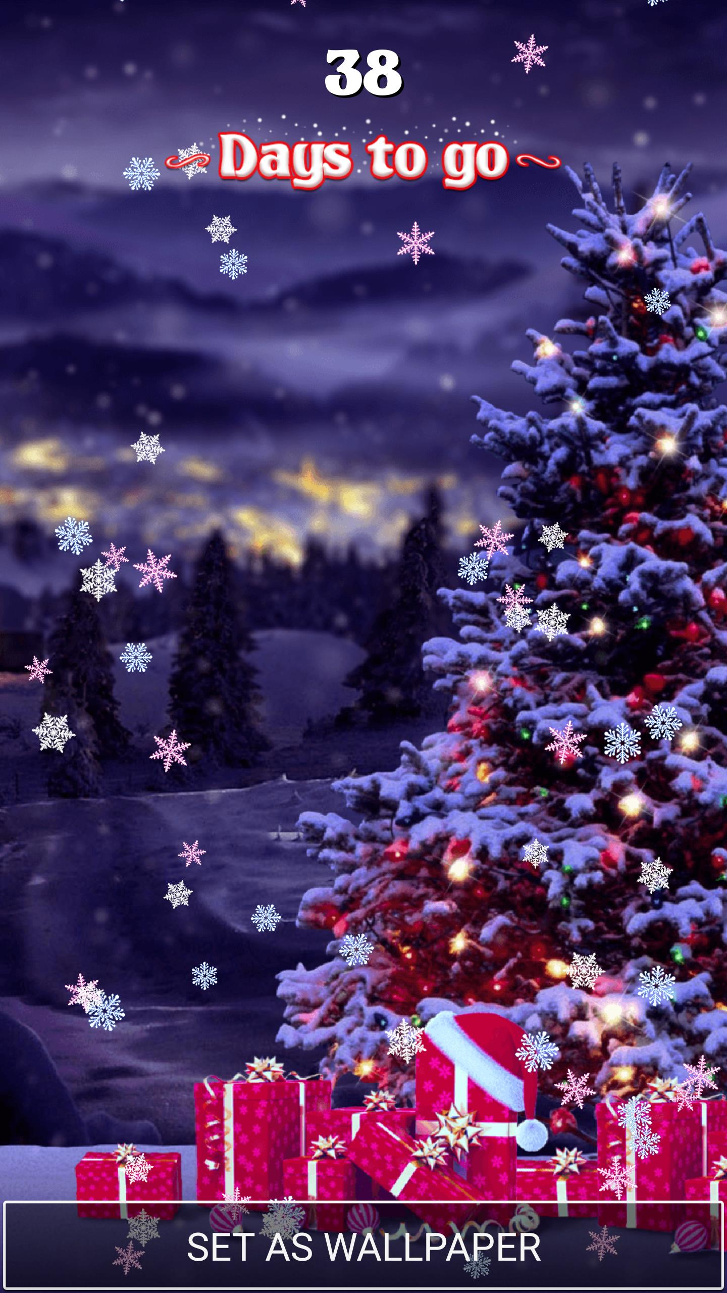 Christmas Countdown Wallpaper For Android APK Download