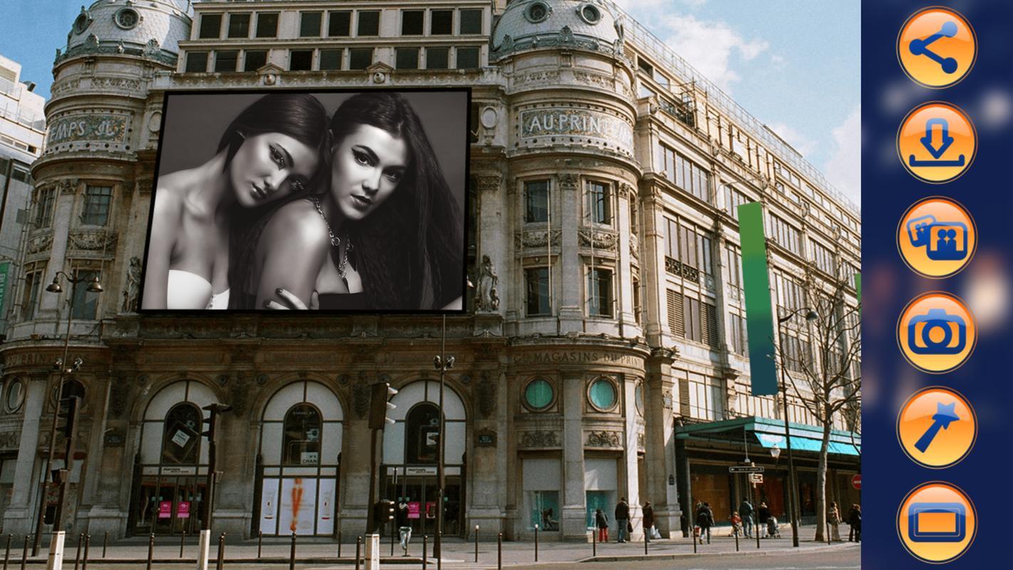 Plakatwand Bilderrahmen APK-Download - Kostenlos Fotografie APP für ...