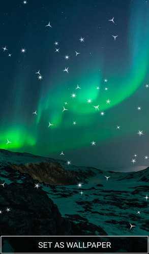 Northern Lights Live Wallpaper Apk 12 Download For Android