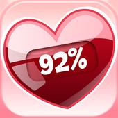 Real Love Test Calculator icon