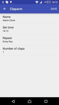 Claparm apk screenshot