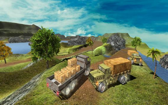 Offroad Transport Truck 4x4 apk screenshot