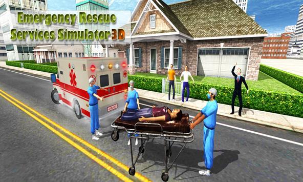911 Emergency Rescue Hero poster