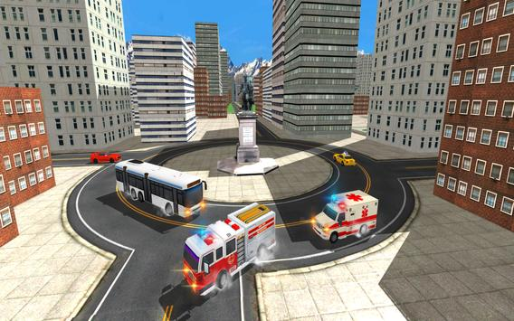 911 Emergency Rescue Hero apk screenshot