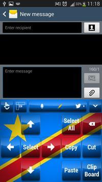 Congo Keyboard screenshot 4