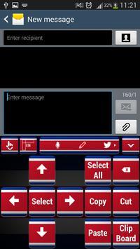 Costa Rica Keyboard apk screenshot