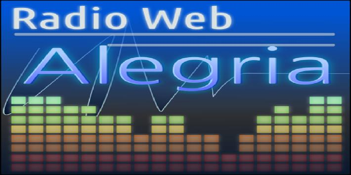 RADIO WEB ALEGRIA poster