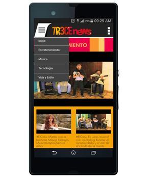 TR3CE News apk screenshot