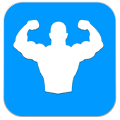 Bodybuilding Workout Trainer icon