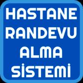 Hastane Randevu Alma Sistemi - Alternatif Uygulama icon