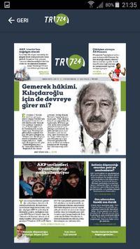 TR724 eGazete apk screenshot