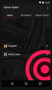 Aynur Aydın - Bi Dakika Müzik poster