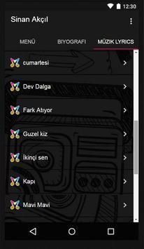 Sinan Akçıl - 1001 Gece Müzik screenshot 2