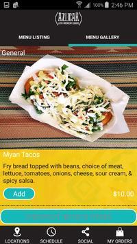 Azucar Food Truck poster
