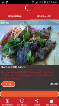Chef Tai's Mobile Bistro apk screenshot