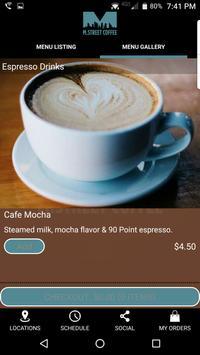 M Street Coffee apk screenshot