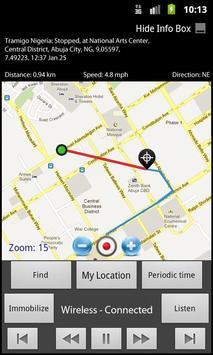 Tramigo M1 Move apk screenshot