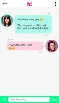 Hola! Dating apk screenshot
