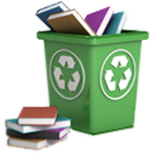 RecycleABook Single Guide icon