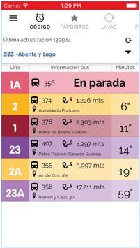 Tranvias Coruña screenshot 1