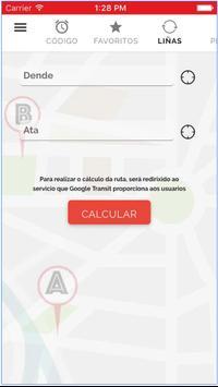 Tranvias Coruña screenshot 2