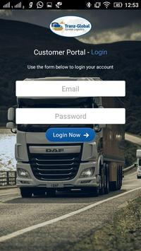 TranzGlobal Android App screenshot 1
