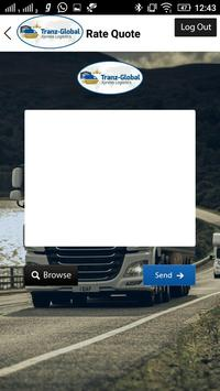 TranzGlobal Android App screenshot 2