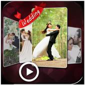 Wedding Video Slide icon