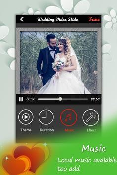 Wedding Video Slide screenshot 2