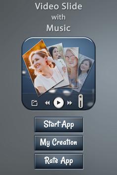 Video Slide Maker With Music screenshot 1