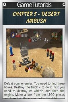 Guide for LEGO Indiana Jones screenshot 2