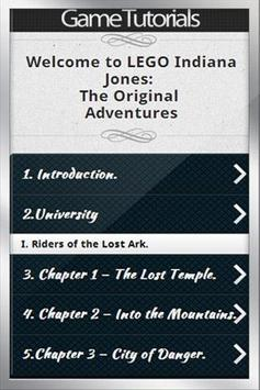 Guide for LEGO Indiana Jones screenshot 4