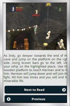 Guide for LEGO Indiana Jones screenshot 6