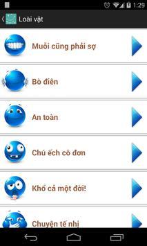 Truyện cười (Truyen cuoi) apk screenshot