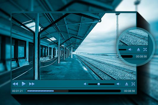 Audio Video HD Player screenshot 1