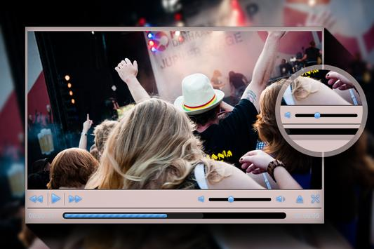 Audio Video HD Player screenshot 2