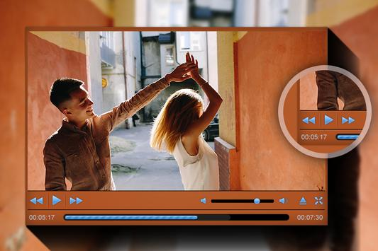 Audio Video HD Player screenshot 4