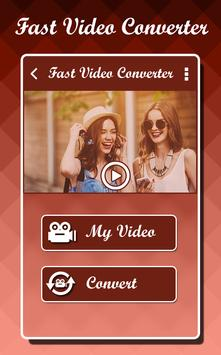 Fast Video Converter poster