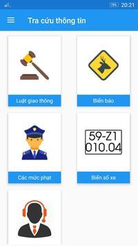 Sổ tay giao thông apk screenshot